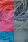 TUBULAR CRIN CYBERLOX Black Grey Silver Pink Turquoise CHOOSE COLOUR