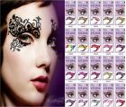 Eye Rock Tattoo Temporary Eye Tattoo Face Sicker Sexy Fun Festivals Hen Party