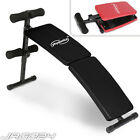 Abs Sit Up Bench Incline Home Gym Fitness Crunch Exercise Equipment Workout New