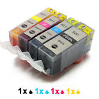 12-60 packs of Ink Cartridge Compatible with Canon PGI-520 CLI-521