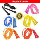 ISH Plastic Skipping Rope Fitness Exercise Speed Jump Rope Gym Fitness PVC Cord  image