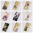 Owari no Seraph Anime iPhone 4s 5s 5c SE 6s 7 Plus Case Silicone Transparent TPU