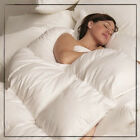 Luxury Duck Feather and Down Duvet Hotel Quality Quilt 13.5 Tog Sale UK SELLER