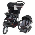 Baby Jogger Stroller Travel System Safety Infant Carseat Car