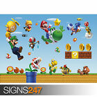 SUPER MARIO BROS GAME (1093) Photo Picture Poster Print Art A0 A1 A2 A3 A4