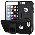 """Hybrid Rugged Rubber Shockproof Hard Case Cover for iPhone 6S 4.7""""/6S Plus 5.5"""""""