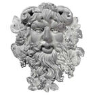 Bacchus of Pisa- God of Wine Wall Art Sculpture Mask Statue- Orlandi- Ok Outdoor