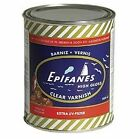Epifanes / Epiphanes High Gloss Clear Boat Wood Varnish - 250ml / 500ml / 1 ltr