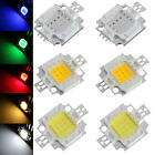10pcs 10W High Power LED Chip White/RGB/WarmSMD for Light Bulb Lamp US Ship