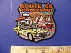 route 66 rendezvous  2012 patch