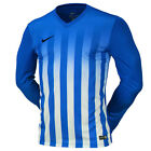 Nike 2016 Striped Division II Football Shirts Long Sleeve Jersey 725886