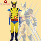 "X-men X men Wolverine James ""Logan"" Howlett SuperHero Cosplay Costume Comics"