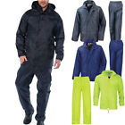 Raiken Waterproof Suit Jacket & Bottoms Set  mens Size