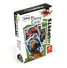 THE MUPPETS HAPPY FAMILIES PLAYING CARD GAME TRADITIONAL CHILDRENS FAMILY DISNEY
