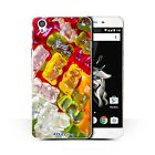 STUFF4 Phone Case/Back Cover for OnePlus X /Confectionery