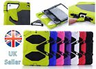 Heavy Duty Hard Builder Tough Back Case Cover ShockProof For Apple iPad Mini 4