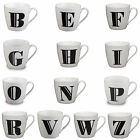 Alphabet Coffee Tea Mug FREE DELIVERY