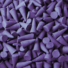 """"""" SPECIAL OFFER """"""  25 50 or 75  Violet Indian Incense Cones - Top Quality"