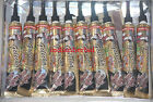 10 TUBE PACK GOLECHA BLACK TUBE TEMPORARY BODY ART FASTEN COLOR INSTANT HENNA