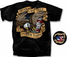 Freedom Is Not Free Eagle T-Shirt