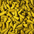 """"""" SPECIAL OFFER """"""  25 50 or 75  Lemon Indian Incense Cones - Top Quality"