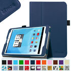 "Premium PU Leather Case Stand Cover for Trio AXS 4G 7.85"" Inch 4G Android Tablet"