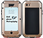Aluminum Waterproof Shockproof Metal Gorilla Hard Cover Case For iPhone/Samsung <br/> Gorilla does Not included for Samsung Models,