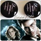 Harry Potter Fashion Slytherin Hogwarts Griffindor Girls Boy Woman stud earrings