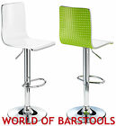 STYLISH ACRYLIC BAR STOOL IN FIVE COLOURS!!