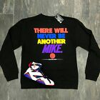 Crewneck to match Jordan Sweater 7 Nothing but Net Sneakers. Another Mike
