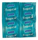 Pasante Tropical Flavour Condoms - Pineapple - Coconut - Mango **Discreet** P&P