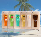 New 3D Water Cherry Cola Liquid Wine Moving Case For Apple iPhone 5S 6 6S Plus