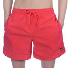 Mens Lyle & Scott Cinnabar Red Swim Shorts