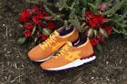 NEW IN BOX! MENS ASICS GEL LYTE SUEDE ORANGE GOLD CASUAL ...