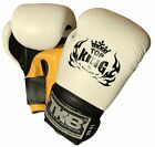 "Top King Boxing Gloves Boxhandschuhe ""Super Air"" 10 oz 12 oz Muay Thai  K1 MMA"