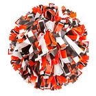 "One (1) 3-Color Wet Look 6"" Pom 00036BA"