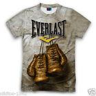 Everlast authentic boxing New 3D T-shirt Russian Cool Sportswear Sizes XS-5XL