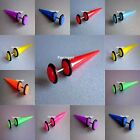 Fake Cheater  Ear Plug  / Stretchers / Tapers / Earrings available in 8 colours