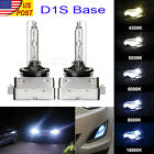 2X 35W HID Xenon D1S Car Headlight Light Bulbs Lamp Fit For Jeep Audi BMW Benz