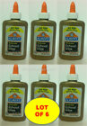 LOT Elmer's Elmers Washable No Run No Drip School Glue Adhesive white dry Clear
