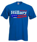 Hillary Clinton President Democrat *FOR PRISON 2016* T-shirt  S-5XL