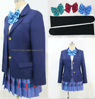 LOVELIVE Love live Eli Ayase Cosplay costume all character school Uniform Dress