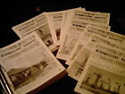 Windmillers' Gazette Periodical, used, your choice 1997-2001 issues