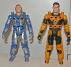 centurions action force figures Jack Rockwell Max Ray 1986