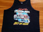Ford Falcon GT 351 Let's Get The Hell Out Of Here Singlet 2XL