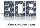Colorado Avalanche Light Switch Covers Hockey NHL Home Decor Outlet $11.99 USD on eBay
