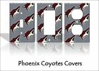 Phoenix Coyotes Light Switch Covers Hockey NHL Home Decor Outlet on eBay