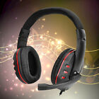 Luxury Universal Wird Gaming Headset Headphone Earphone with Microphone for PS4