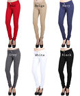 D2D Women's Casual Stretch Trousers Skinny Slim Fit Leggings Pants
