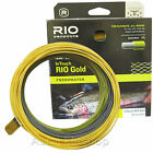 Rio In Touch Gold Floating Fly Fishing Line